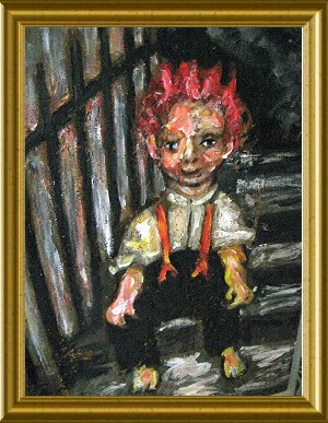 The Red-Headed Boy