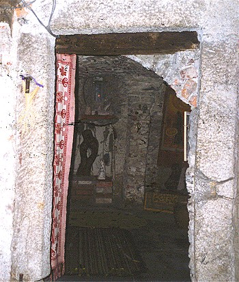 Entrance to Cave of the Mothers