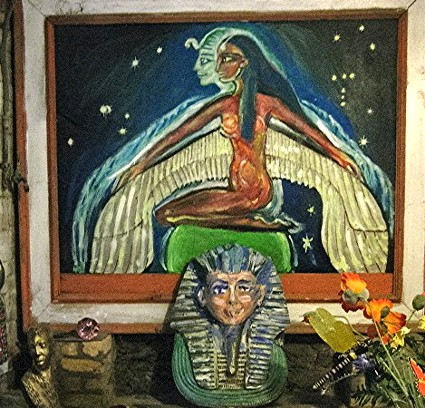 The Winged Isis and Osiris